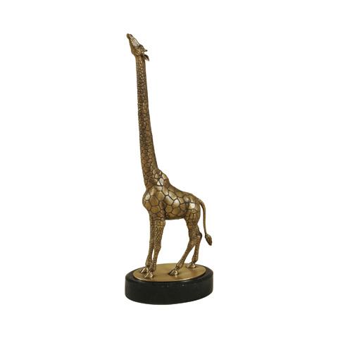 Maitland-Smith - Brass Giraffe Tissue Holder - 1254-295