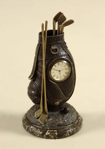 Maitland-Smith - Small Table Top Clock - 1358-049
