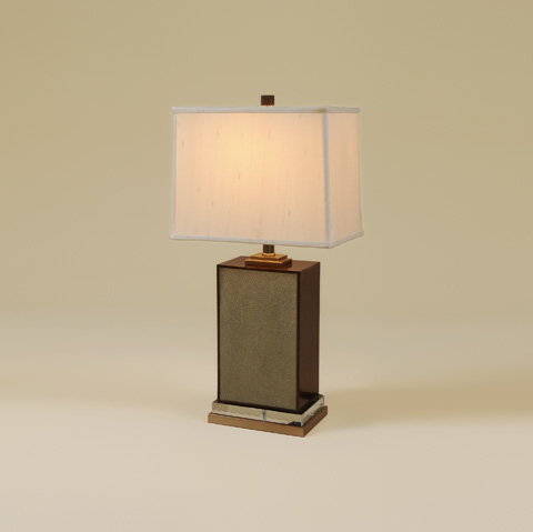 Maitland-Smith - Rosewood Table Lamp - 1720-137