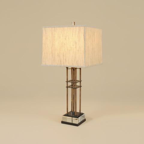 Maitland-Smith - Craftsman Brass Table Lamp - 1754-855