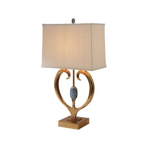 Maitland-Smith - Brass Table Lamp - 1754-857
