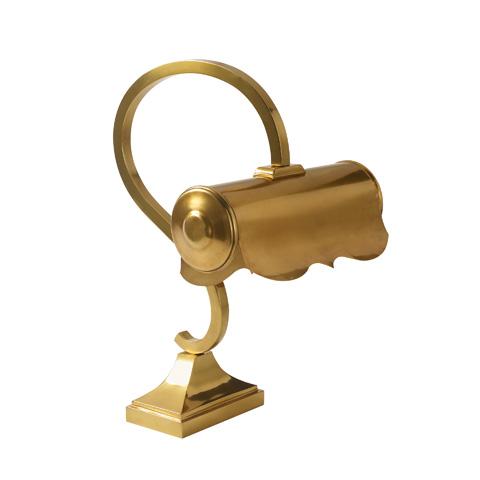 Maitland-Smith - Soft Finished Brass Desk Lamp - 1754-878