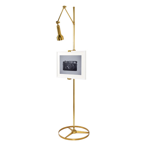 Maitland-Smith - Soft Brass Finished Floor Lamp - 1851-516