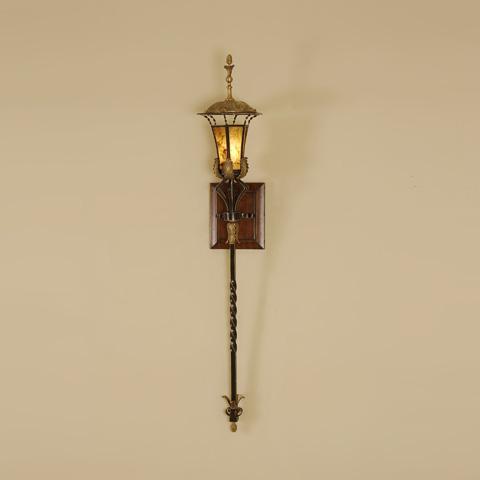 Maitland-Smith - Textured Verdigris Wall Lamp - 1951-268