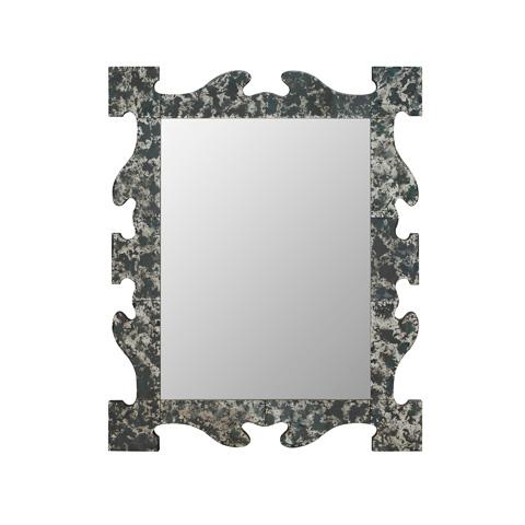 Maitland-Smith - Hand Beveled Antique Mirror - 2847-023
