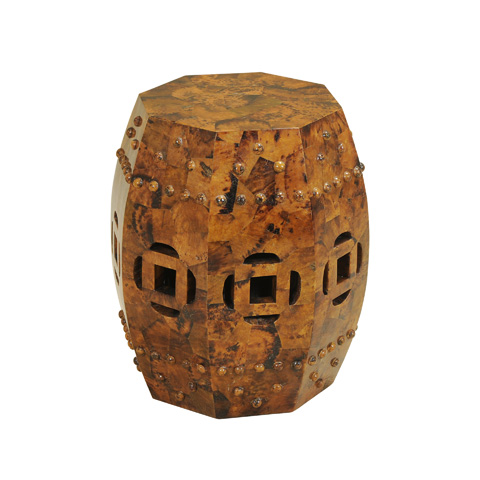 Maitland-Smith - Tiger Penshell Occasional Table - 3000-079