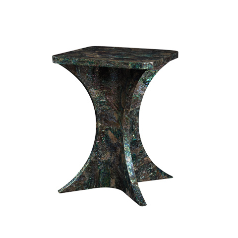 Maitland-Smith - Paua Shell Occasional Table - 3000-080