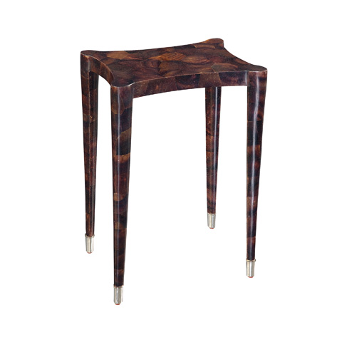 Maitland-Smith - Brown Penshell Occasional Table - 3000-083