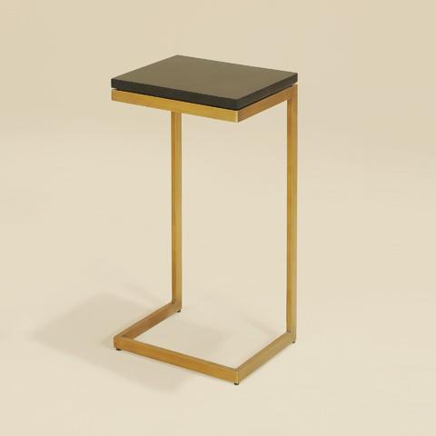 Maitland-Smith - Samoan Aluminum Occasional Table - 3054-123