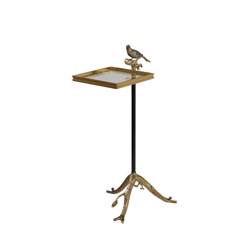 Maitland-Smith - Brass and Iron Occasional Table - 3054-125