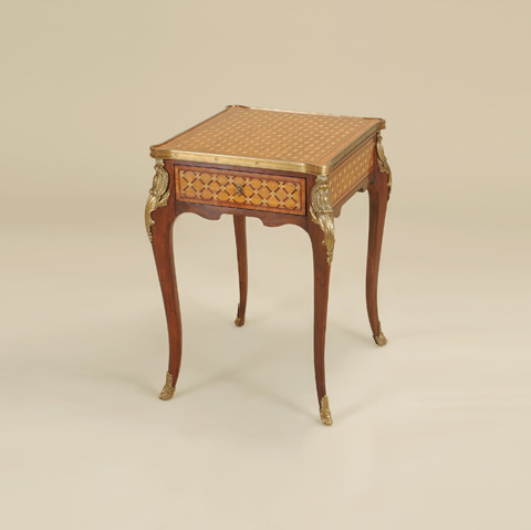 Maitland-Smith - Versailles Marquetry Top Table - 3230-931