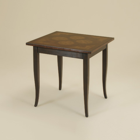 Maitland-Smith - Webster Walnut and Bark Table - 3230-939