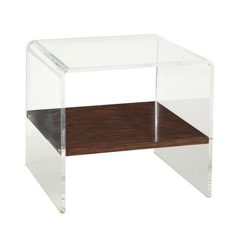 Maitland-Smith - Clear Acrylic Occasional Table - 3243-240