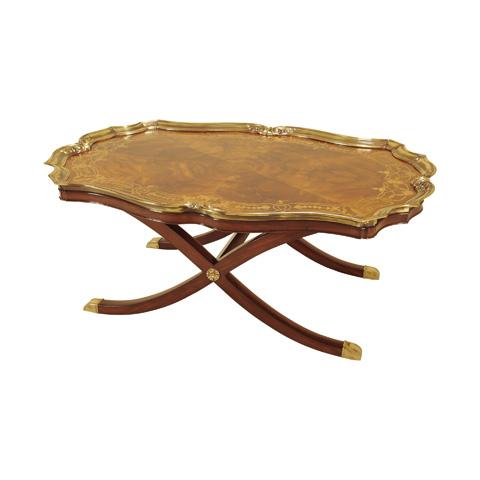 Maitland-Smith - Charleston Mahogany Cocktail Table - 3330-722