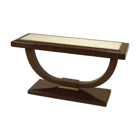 Maitland-Smith - Contemporary Rosewood Console Table - 3430-910