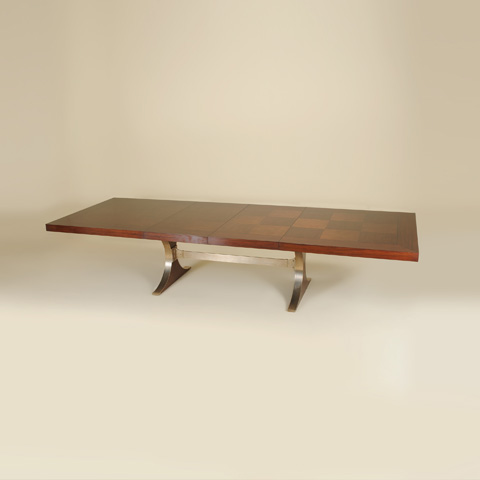 Maitland-Smith - Vintage Walnut Dining Table - 3530-321
