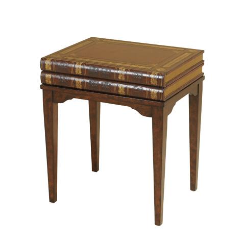 Maitland-Smith - Dark French Walnut Occasional Table - 3630-053