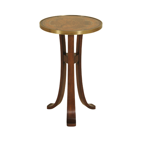 Maitland-Smith - Vintage Walnut Occasional Table - 3630-068