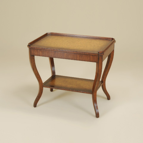 Maitland-Smith - Vintage Chestnut Occasional Table - 3630-074