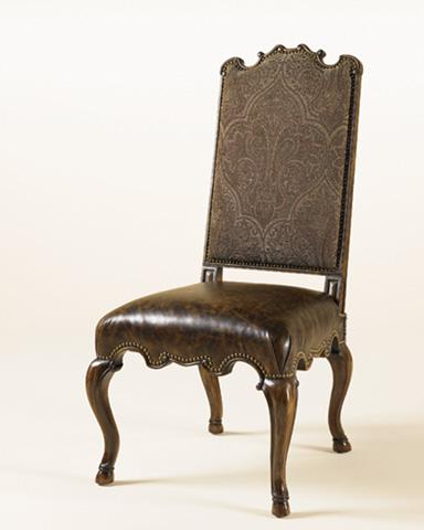 Maitland-Smith - Dark Wellington Cottage Side Chair - 4030-730