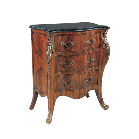 Maitland-Smith - Regency Mahogany Diminutive Chest of Drawers - 5030-056