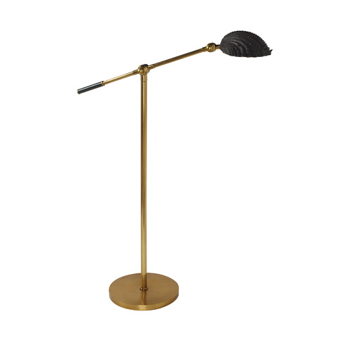 Maitland-Smith - Soft Finished Brass Floor Lamp - 1854-450