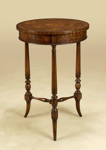 Maitland-Smith - Aged Regency Mahogany Occasional Table - 3230-691