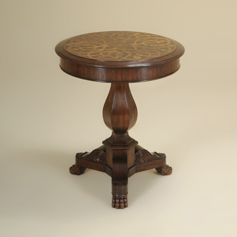 Maitland-Smith - Webster Walnut Finished Occasional Table - 3230-938