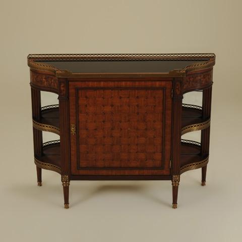 Maitland-Smith - Irish Pub Finished Console Table - 3430-400