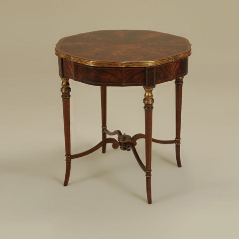 Maitland-Smith - MS Mahogany Finished Occasional Table - 3630-083