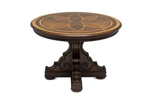 Maitland-Smith - Vintage Walnut Finished Center Table - 3630-092