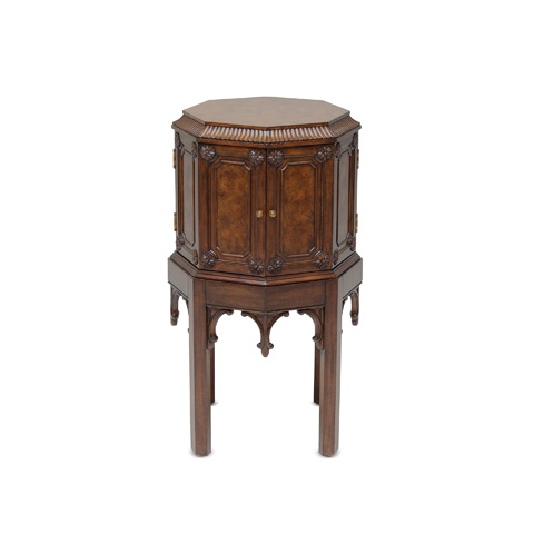 Maitland-Smith - Casual Finished Octagonal Occasional Table - 3630-106