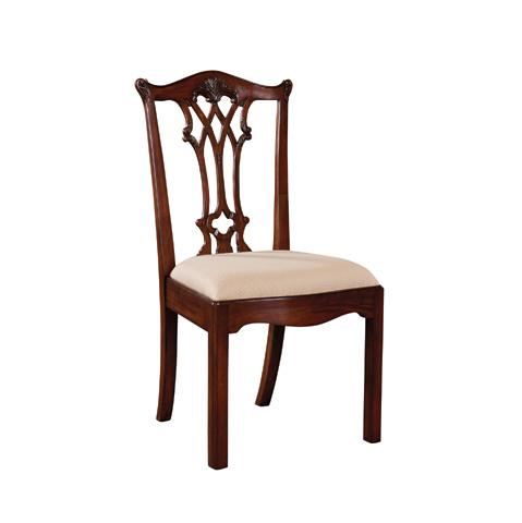 Maitland-Smith - Straight Leg Side Chair - 4030-597