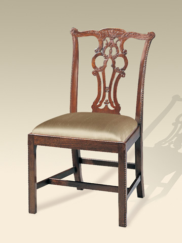 Maitland-Smith - Chippendale Side Chair - 4031-059