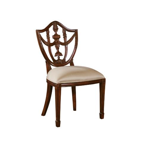 Maitland-Smith - Hepplewhite Shield Back Side Chair - 4031-184
