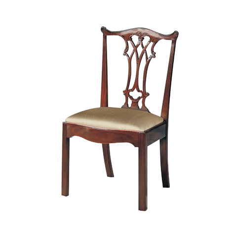 Image of Chippendale Side Chair