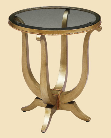 Marge Carson - Deco End Table - DC30