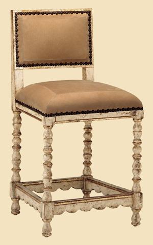 Marge Carson - Gibson Counter Stool - GB47-26