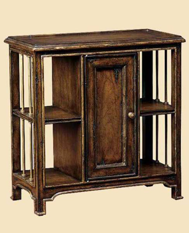 Marge Carson - Chairside Storage Table - SEV30-4