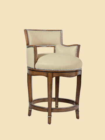 Image of Swivel Counter Stool