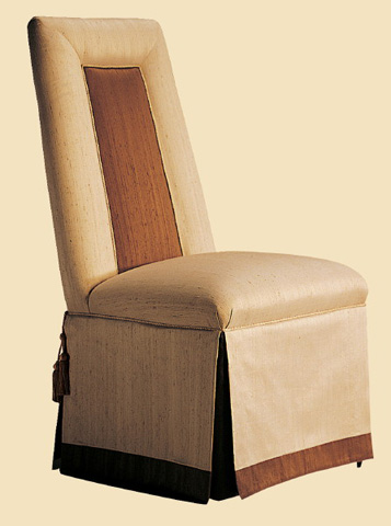 Marge Carson - Justina Side Chair - JU45