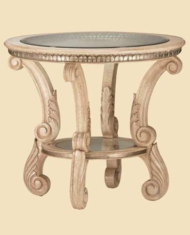Marge Carson - Sorrento Center Table - SR04