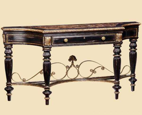 Image of Marble Top Console
