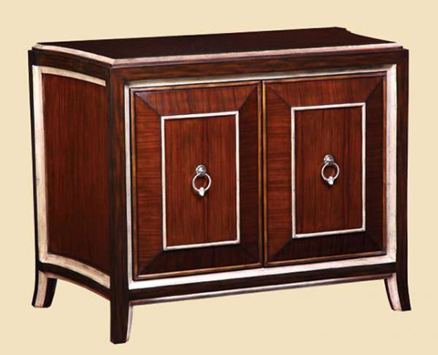 Marge Carson - Bossa Nova Bedroom Set - BOSBEDROOM1