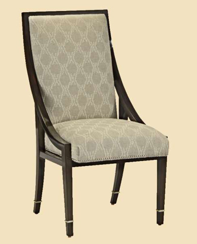 Marge Carson - Upholstered Side Chair - BOL45