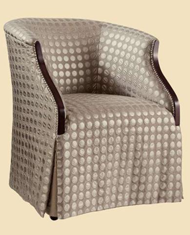 Marge Carson - Brooklyn Game Chair - BRO40