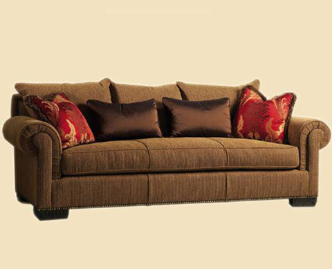 Marge Carson - Bentley Short Sofa - BY43S