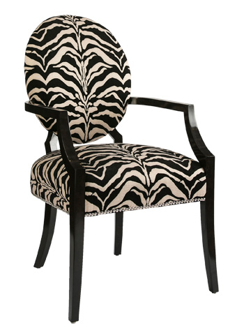 Marge Carson - Century City Arm Chair - CCY46