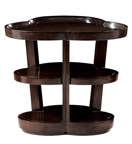 Image of Clover Lamp Table