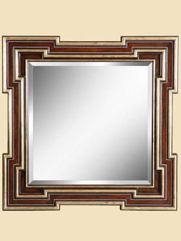 Image of Square Wall Mirror